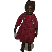 "Beautiful large 27"" Rag Cloth Doll"