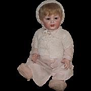 "24"" Large Kestner Character Baby 152/13"