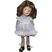"Madame Alexander Vintage ""Wendy Ann Doll"" All Composition, 9"" Circa 1936"