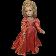 "Madame Alexander Stunning & Rare ""Sleeping Beauty"" In Original Tagged Gown 18"" Tall Circa 1949"