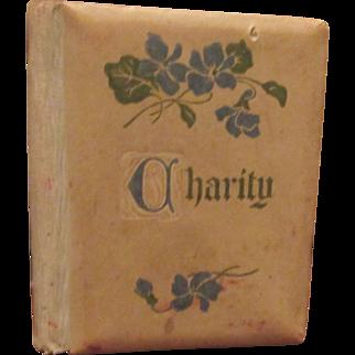 Antique Miniature Doll Book