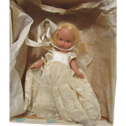 "Vintage Nancy Ann Storybook Doll ""Family Series Bride #86"" In Original Box"