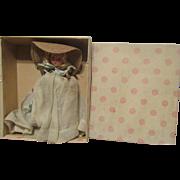 """Vintage Nancy Ann Storybook Doll """"Seasons Series Spring #90"""" In Original Box"""