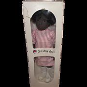 "Gorgeous Sasha Limited Edition Ed. ""CORA"" In Original Box Made In England Circa 1978"
