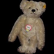 "Steiff Vintage Miniature Bear ""Petsy"" 5"" Circa 1960's"
