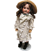 Beautiful Antique Doll French Bisque BEBE SFBJ 301 Signed Head & Body
