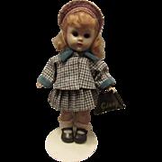 "Gorgeous Vintage Ginny Vogue Doll 8"" circa 1952"