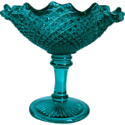EAPG Westmoreland English Hobnail Compote