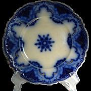 Alfred Meakin ~ Flow Blue Salad Plate