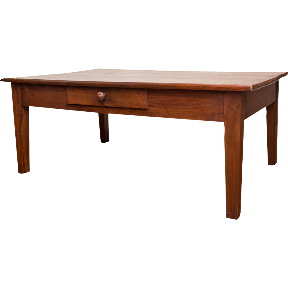 French Coffee Table Decor: Rustic French Farm Coffee Table : Maison Décor