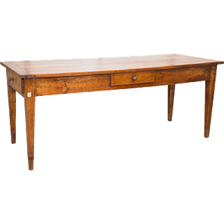 18th Century French Farm Table