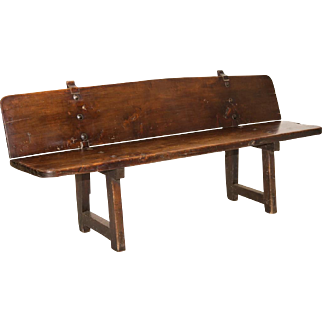 Louis XIII 17th Century Long Bench  France C 1680