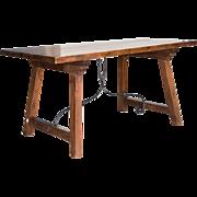 Antique Spanish Farm Table