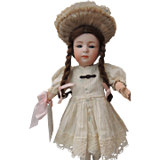 "10.5 "" Gerbruder Heubach doll."