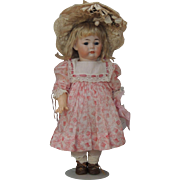 """17 """" Kammer and Reinhart 115 A character doll."""