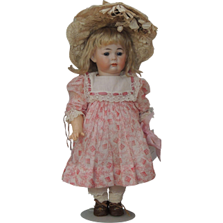 "17 "" Kammer and Reinhart 115 A character doll."