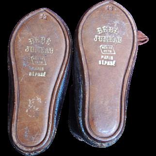 Size 12  Rare Presentation Shoes.
