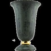 French Art Deco Cornet Lamp 1930