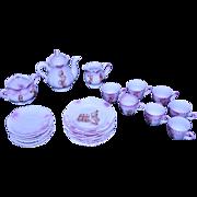 Kewpie Rose O'Neill Children's Tea Set