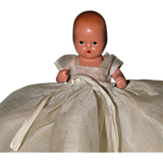 3.5 inch Nancy Ann Storybook Bisque Hush a bye Baby
