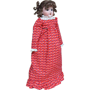 """15"""" A.M. Armand Marseille 370 Bisque Doll STARTER AS IS"""