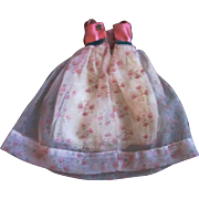 Ideal 9332-8 Pepper's Flower Girl gown Tammy Doll Family