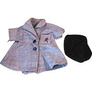 Ginny Doll Brownie Girl Scout Outfit Factory made