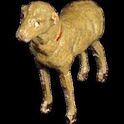 "Vintage 3.5"" Composition Plaster Sheep Stick Leg"
