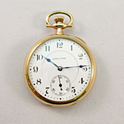 Antique Hamilton Pocket Watch Circa 1909-1910