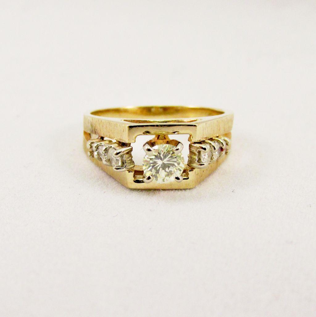 Estate Ladies Diamond Ring