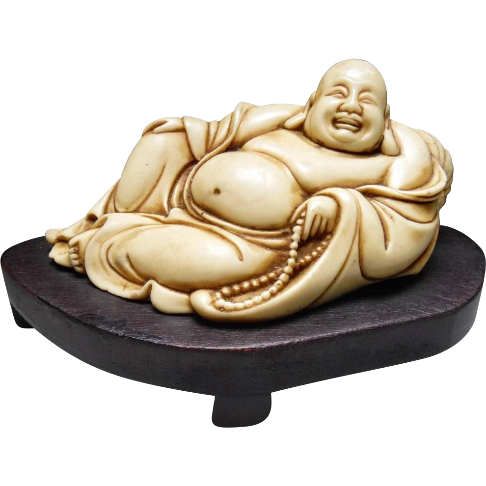 Japanese 20th Ornament of a Hotei