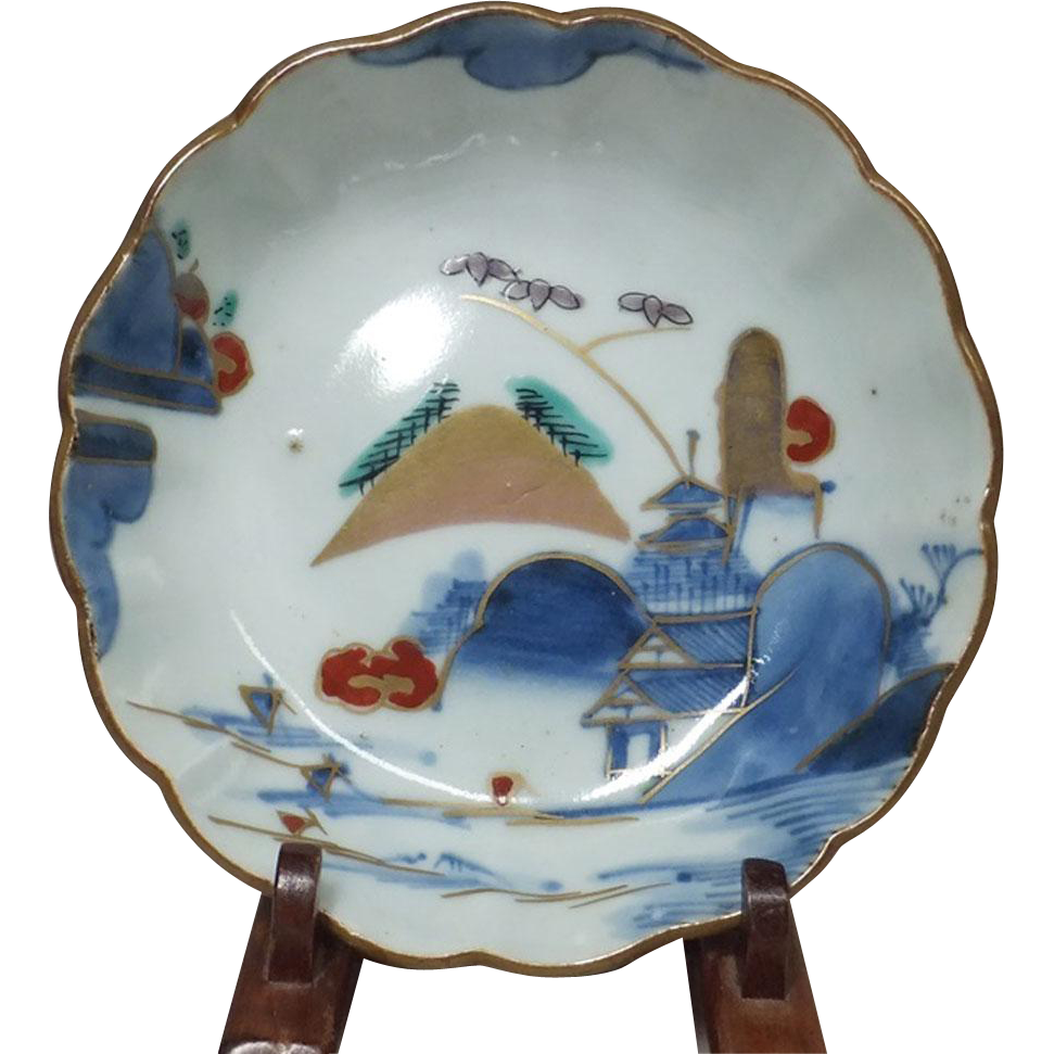 Meiji period imari porcelain dating
