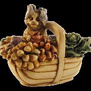 Harmony Kingdom Ornament of Bewear the Hare