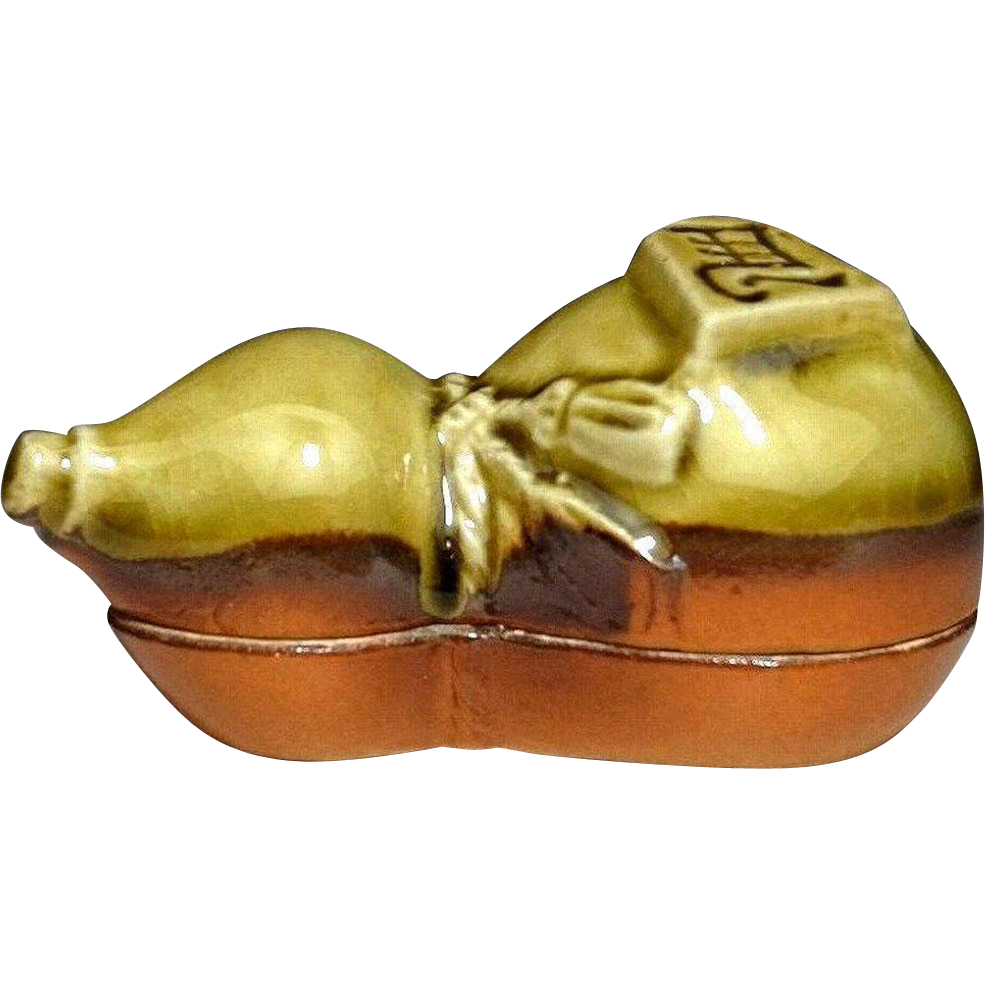 Japanese Shigaraki Ware Pottery of a Hyotan or Bottle Gourd