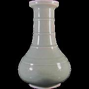 Chinese Vintage Celadon Porcelain Vase
