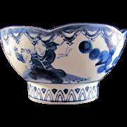 Japanese Vintage Arita Nabeshima Porcelain Bowl Famous Kawazoe Seizan Kiln