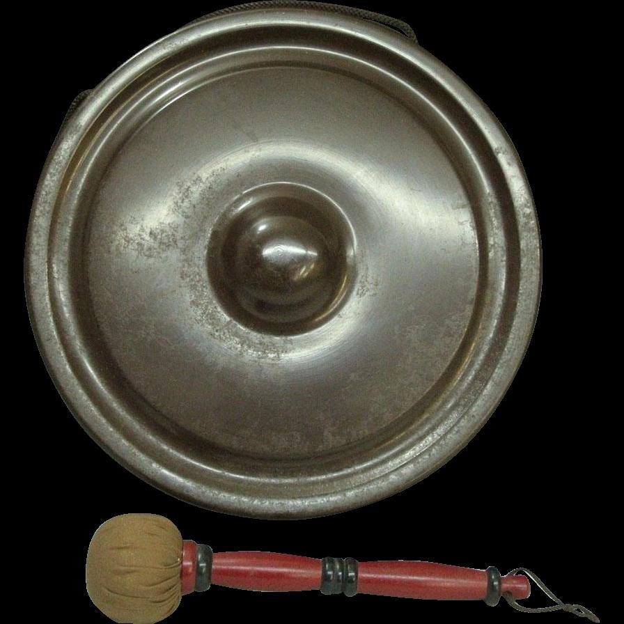 Vintage Japanese Drum 3