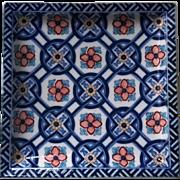 Japanese Vintage Koransha 香蘭社 Porcelain Namasu Plate in Rare Nabeshima Design
