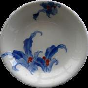 Japanese Antique 19th c. Fine Koransha Porcelain Plate