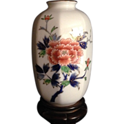 Japanese Arita- 深川 Fukagawa Porcelain Vase