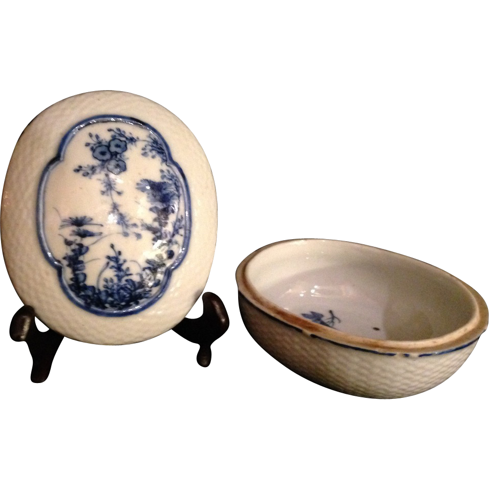 Japanese Antique Imari Ware Porcelain Dish of Late Edo Period