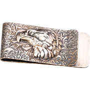 Money Clip Mens Money Clip Eagle Head