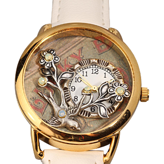 Unique Watch Wrist Watch Steampunk Watch Women Ladies Wrist Watch