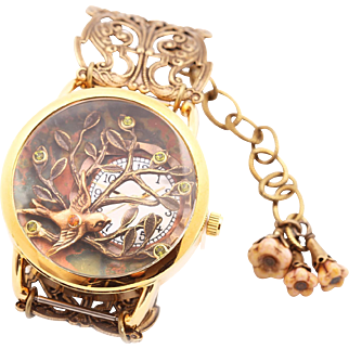 Ladies Wrist Watch Tree Of Life Watch Unique Watch Womens Watch