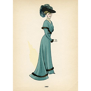 French Fashions for 1907