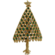 Corocraft Book Piece Christmas Tree Pin