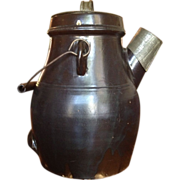 1-1/2 Gallon Stoneware Batter Pail/Jug