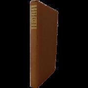 Ramblings Through the High Sierra By Joseph Le Conte 1930