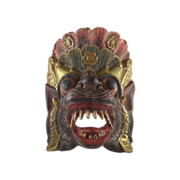 Tibet or South east Asian Shamans Mask