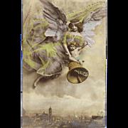 Domenico Mastroianni Easter Postcard French Alfred Noyer